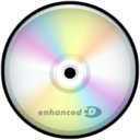 cd,enhanced,disc icon