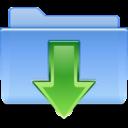 Places folder downloads icon