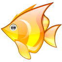 gnome,panel,fish icon