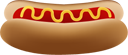 hotdog,mcdonald icon