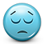 eyes closed, sad, dissapointment, dissapointed, emot, smiley face, smiley icon