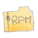 filetype, rpm icon