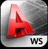 autocad,ws icon
