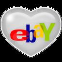 media, social, ebay icon