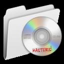 Folder CDMasters icon