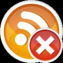rss remove icon