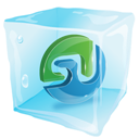 Ice, Stumbleupon icon