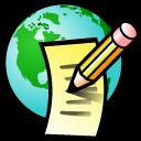 html, world, planet, globe, earth, editor icon
