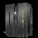 backup,ibm,server icon