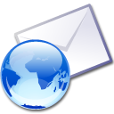 newsletter, email, mail, envelope icon