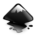 mountain, inkscape icon