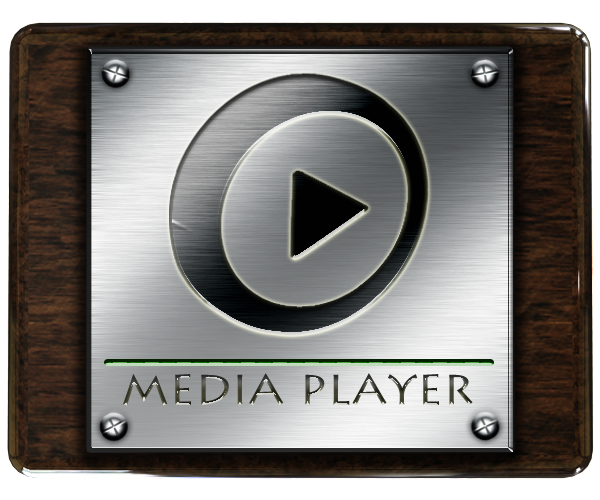 media, player icon