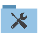 appicns, utilities, folder icon