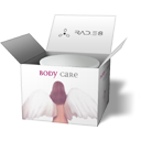 Body, Box, Care icon