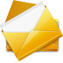 mail, receive, send, newsletter, envelope, email icon