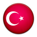 flag,turkey,country icon