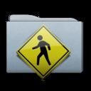 Folder Graphite Public icon