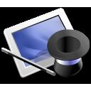 Desktop, Hat, Wizard icon