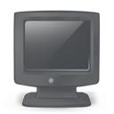 off, computer, my icon