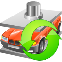 car, utilization, transportation, vehicle, automobile, transport icon