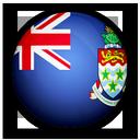 cayman, of, flag, islands icon