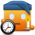 night, history, alarm, time, alarm clock, clock icon