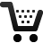 Basket, Cart, Ecommerce, Shop, Webshop icon