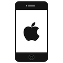 smart phone, iphone icon