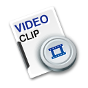 video,cilp icon