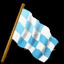 right, mapmarker, chequeredflag, azure icon