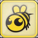 Bee, Buzz icon