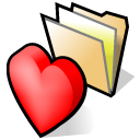 folder, favorite icon