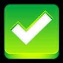 Button, Ok icon