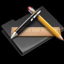 Alt, Applications, Black icon