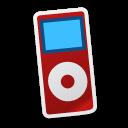 red, nano icon