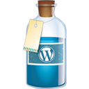 Bottle, Wordpress icon