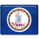 Virginia Flag icon