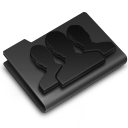 black, group icon