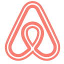 brand, triangle, knot, shape icon