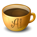 Coffee Illustrator icon