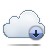 download, cloud icon