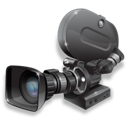Camera, Film, Mm, Normal icon