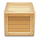 package, inventory, box icon