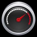 device, widget, test, speedometer icon
