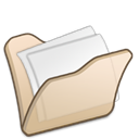 Beige, Folder, Mydocuments icon