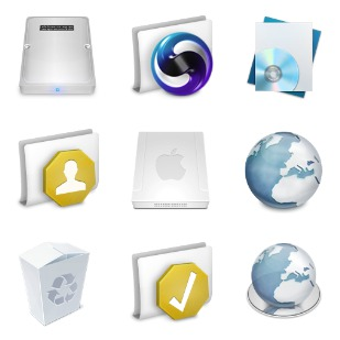 Micro icon sets preview