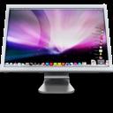 screen, apple, mac, monitor, cinema display icon