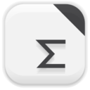 libreoffice math icon