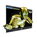 Gold, Powerdvd icon