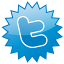 tweet, twitter, new, splash icon